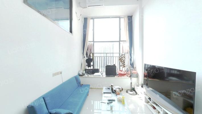 卢浮公寓楼龄新,格局好采光佳,全新装修,业主诚意售