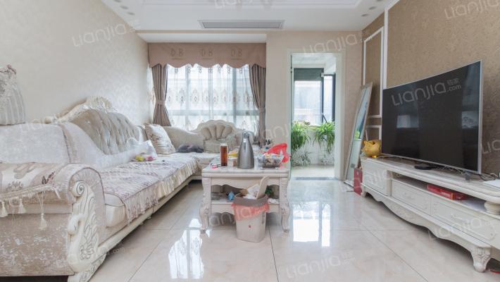 紫竹园精装三房正气品牌空调、家电全留、可议价