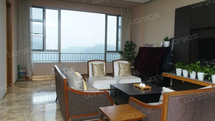 观澜湖高尔夫酒店官邸,很少放盘,景观视野没有遮挡