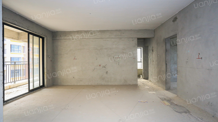 诚售海月居 毛坯房给您更多的自由装修空间