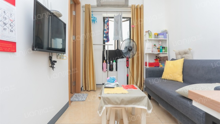 房子使用率很高采光通透,生活方便