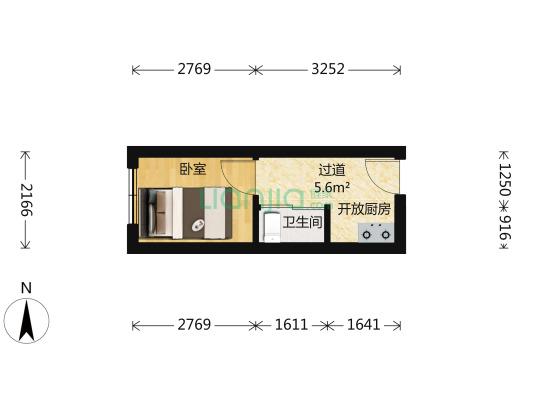 和云巷,低楼层,小公寓,价格低,04年框架