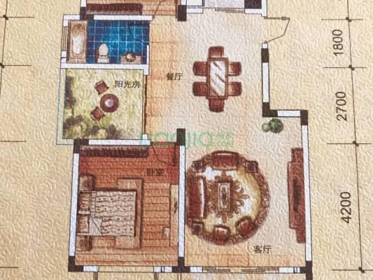 高楼层,精装修,板式结构通风好,户型好设计