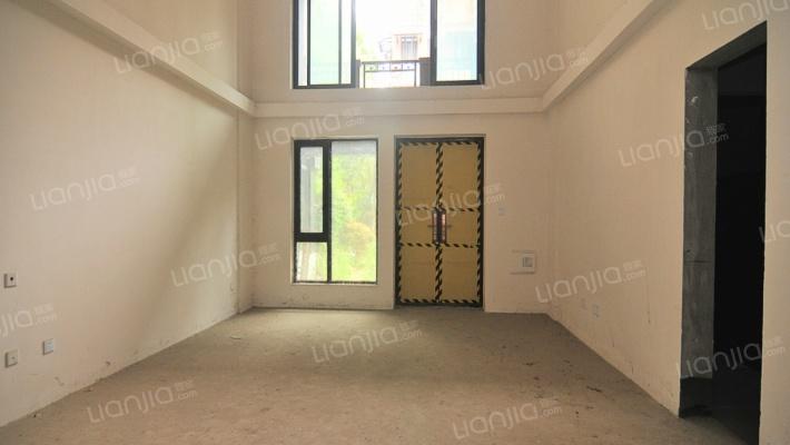 建发泱墅别墅,端口,前后大花园+地下室