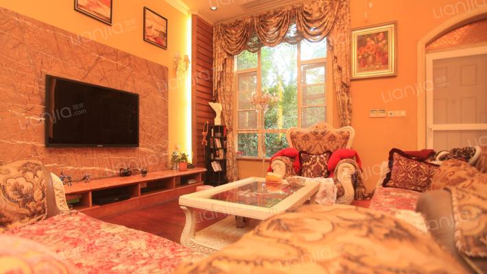 中海国际林汀别墅 装修套六 产权满两年