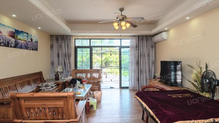 三个阳台跟大花园266平和地下室