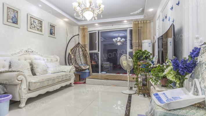 和润香堤 精装两居室 两室朝阳 客厅朝阳 观河景