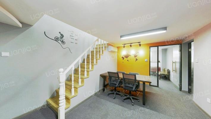 业主置换,诚意急售,格林国际复式公寓,挑高4.8米