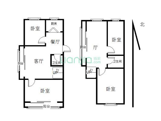南部新城板块  顶跃实用面积大  九龙新寓
