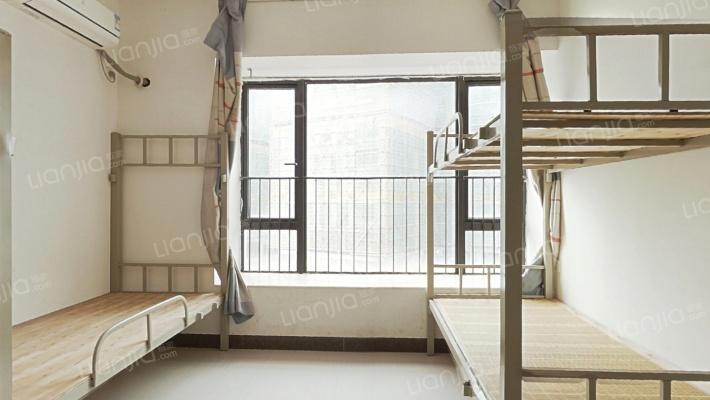 合景天峻广场公寓 精装南向1房 格局方正