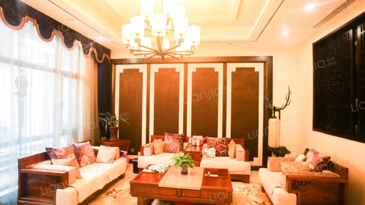 和平长白岛 格林观堂一期  联排别墅 带装修