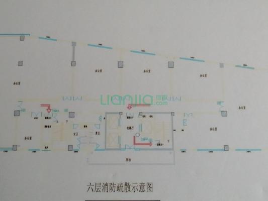麒龙CBD中心 9室2厅 南