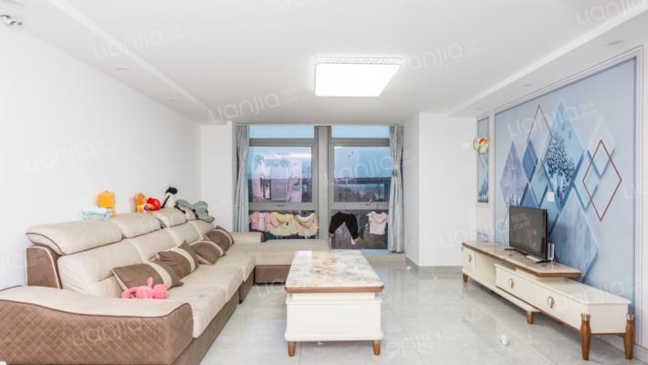 星光耀100平loft公寓,精装修,朝南,地铁口