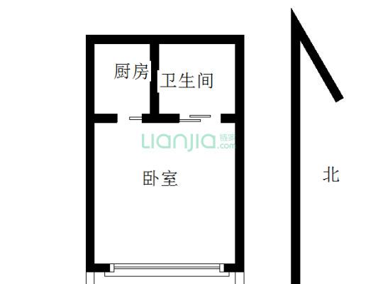 杭州南站旁精装修小公寓,诚心要,可小刀!