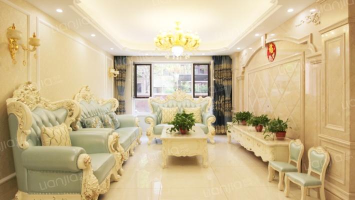 旭辉东樾城精装洋一 方林装修 地下两层 大花园