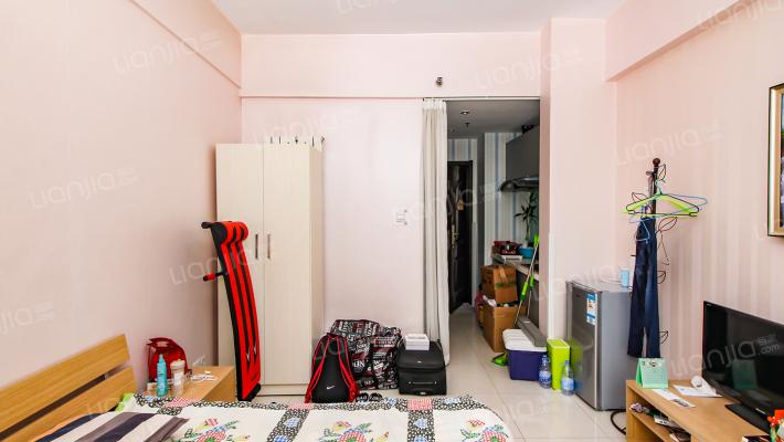 官鲤公寓 一室一厅 交通方便 小区干净整洁