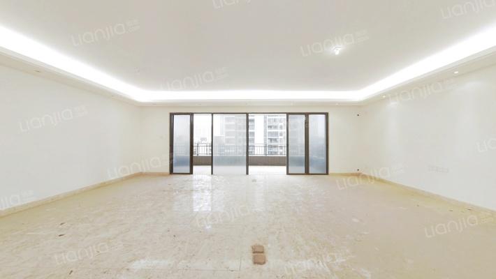 时代山湖海精装4房,中层,视野开阔,格局方正