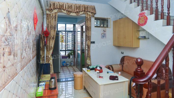 丹桂丽社,复式精装两房,高楼层,70年产权, 采光好