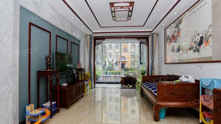 花园电梯洋房 一楼带院 南厅南北卧 南北通透