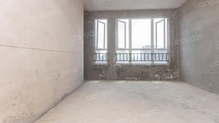 幸福里一期毛坯复式楼 实际使用面积为80多平米