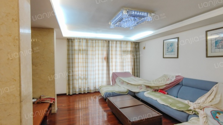 香湾花园 别墅 实用面积的 独栋户型