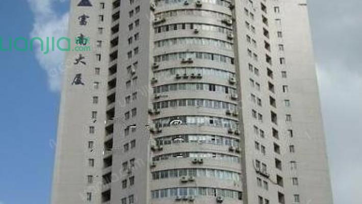 富南大厦 6房间1卫 388万