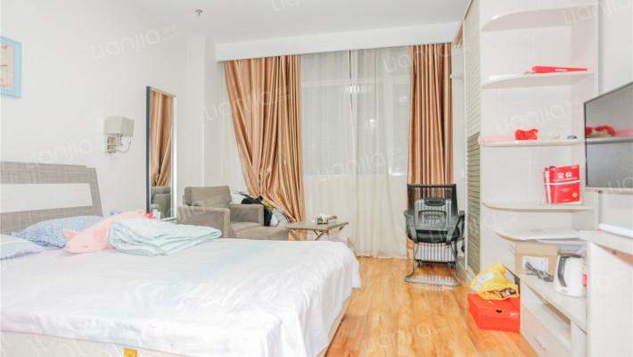 科技鑫城小公寓 南向户型 精装修 拎包入住 看房方便