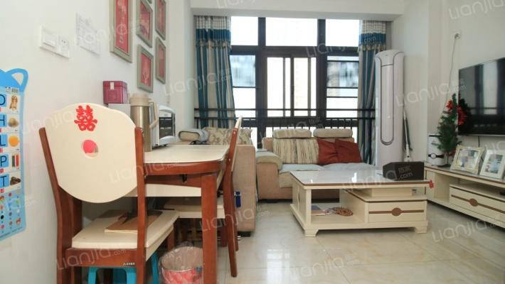 文一名 门南郡精装挑高公寓 双层设计利用率高
