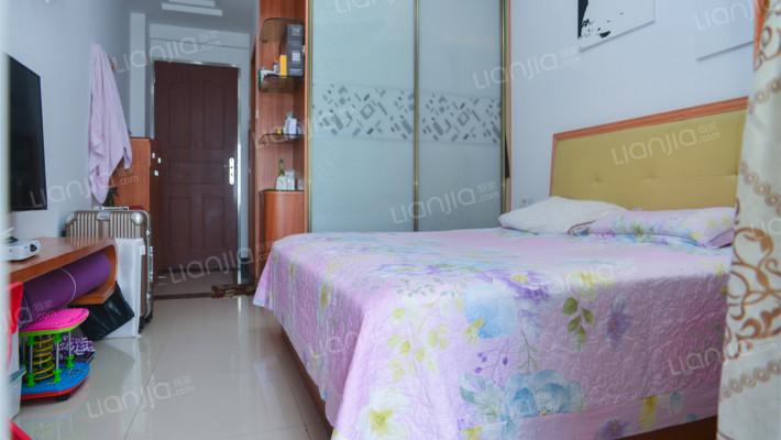 丹桂丽社少量公寓房70年产权,租金抵月供。
