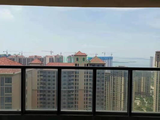 东海湾御花园高层看海大平层双阳台