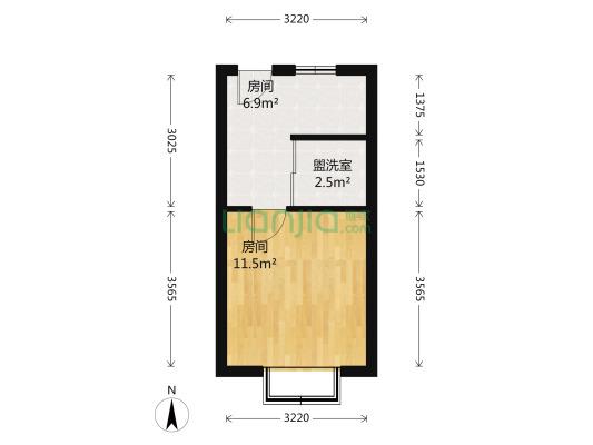 九号线地铁口300米+三大商场+电梯中高区+宜出租