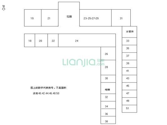 桐梓林人民南路四段新华苑 70年住宅带平台 实用面积大
