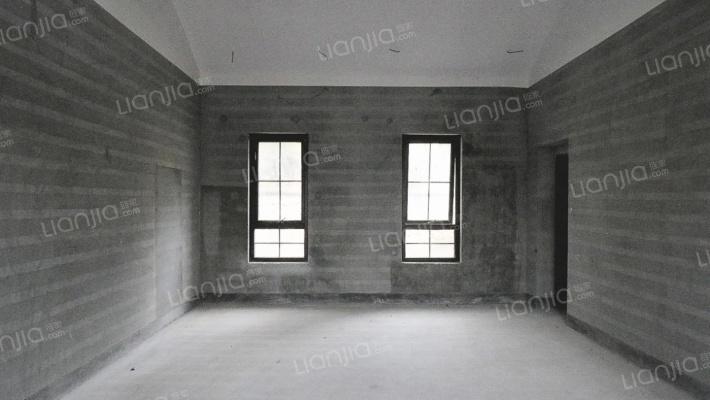 九龙湖畔 独栋别墅 纯白坯 诚心出售