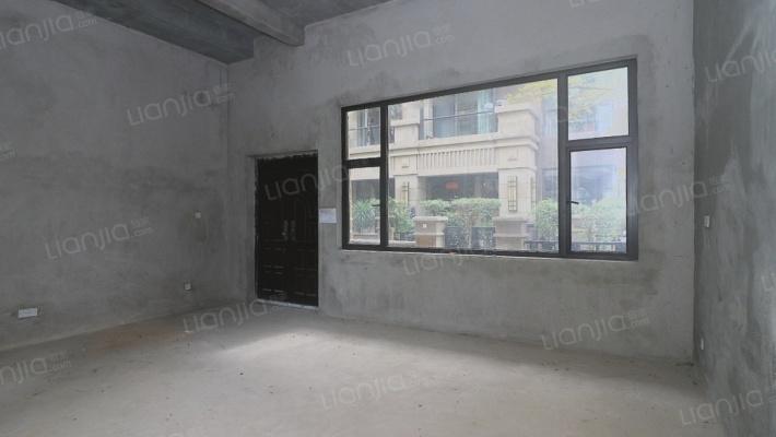 凤岭儿童公园 荣和公园墅 边套毛坯别墅 业主诚心出售