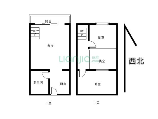 小型别墅,青春户型,必须有一套属于自己的单身公寓